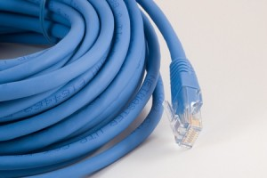 CAT 5 - CAT 6e Network Cable for Office Networks